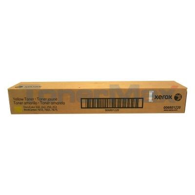 XEROX DC240 TONER YELLOW